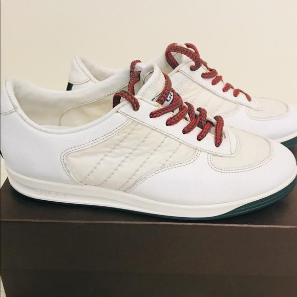 52beb2df669 Gucci Shoes - GUCCI NEW PRAGA ORIGINAL TENNIS SHOE EU 36 us 7