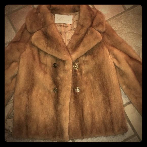 5fe39cc5102a EMBA american mink Jackets   Coats