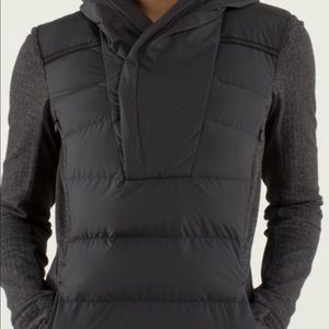 Lululemon puffy run pullover