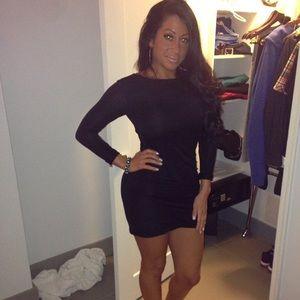 BCBGMAXAZRIA Abby dress