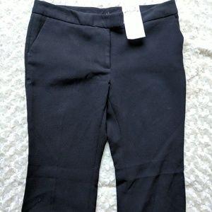 Worthington womens size 6 black trousers