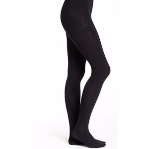 636a850038b39 Shimera Accessories - NWT Shimera Black Fleece Lined Feather Tights L/XL