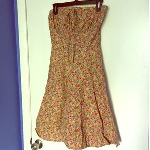 Betsey Johnson retro tube dress!