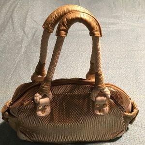 Vintage Whiting and DavisGold. Bag