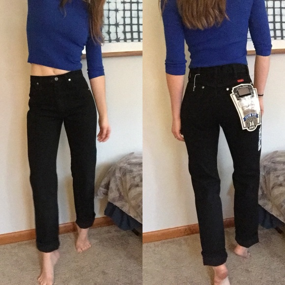 f4988f27bc48 Vintage Jeans   High Waist Wranglers Dead Stock   Poshmark