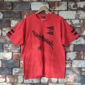 Undefeated Five on Five t-shirt