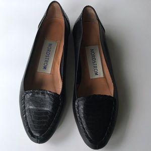 Tiny Nordstrom Vintage Loafers Size 4.5