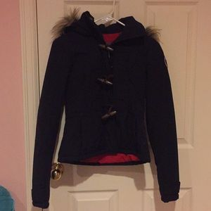 Brand New Abercrombie Down Jacket