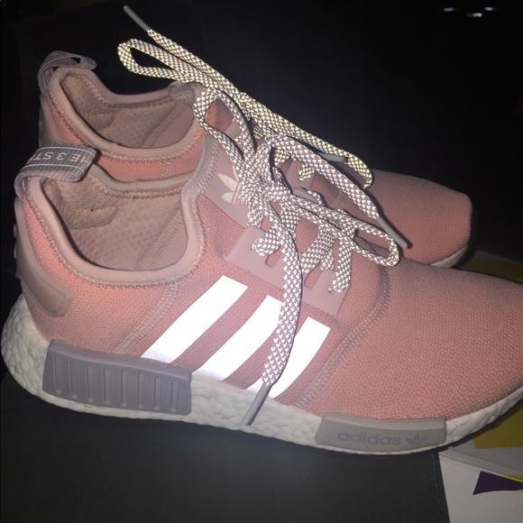 e9cf8f7c5 adidas Shoes - Adidas NMD R1 Vapour Pink Light Onix Grey Wmns 7.5
