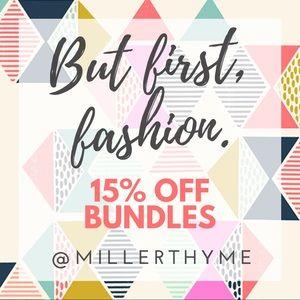 Jewelry - 15% off bundles! #BUTFIRSTFASHION