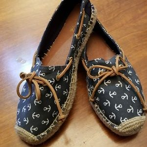 💥💥⬇️Sperry Espadrille shoes Nautical
