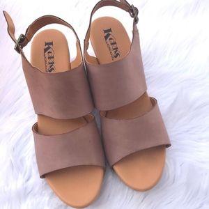 cc0d30f104ad Korks by Kork Ease Shoes - Korks by Kork Ease Annaleigh Platform Clog  Sandals