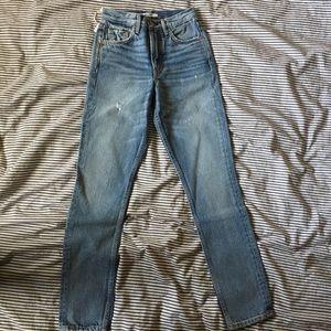 GRLFRND Karolina skinny jeans