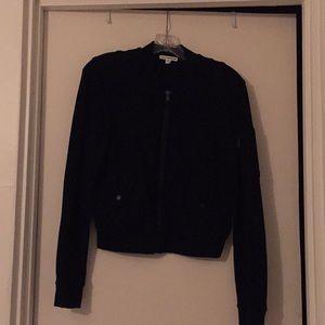 James Perse bomber jacket size 1