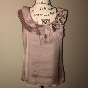 Allison Taylor sleeveless top size Medium