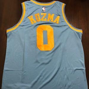 Nike Other - New Kyle Kuzma LA Lakers Nike Jersey S 922a4a503