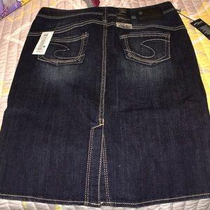 Brand new Jean skirt