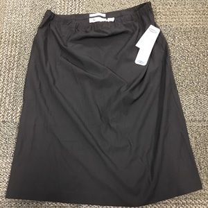 Old Navy Maternity Black Skirt Small NWT