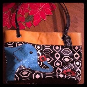 Relic Elephant Purse