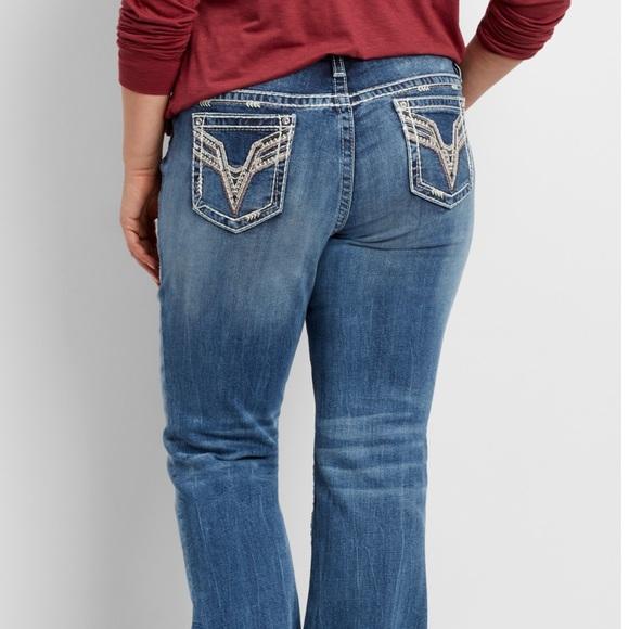 7e1d1d82fb1 New Vigoss Plus Size Jeans