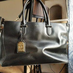 Ralph Lauren Newbury tote bag