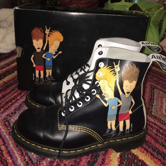 New in box Beavis & Butthead Doc's NWT