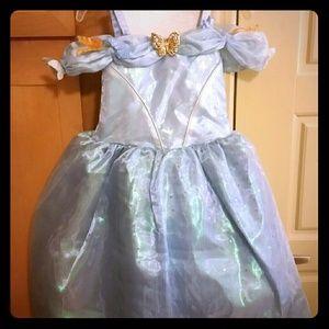 Brand new never worn Disney cinderella princess