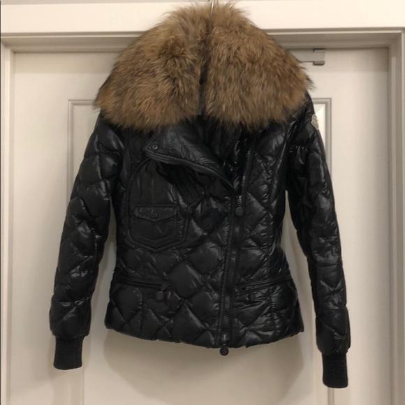 moncler coat size 0