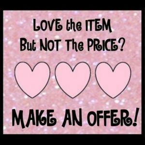 💕MAKE AN OFFER 💕