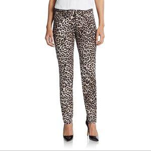 Rag & bone leopard Boyfriend Jeans