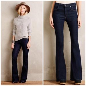 Anthropologie Citizens of Humanity High Rise Flare