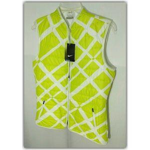 Womens Nike Golf Puffy Golf Vest