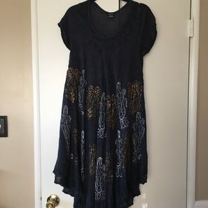 Dresses & Skirts - Pool cover up/lightweight dress