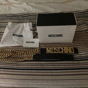 MOSCHINO Chain Belt