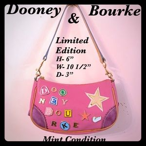 Dooney & Bourke limited edition handbag