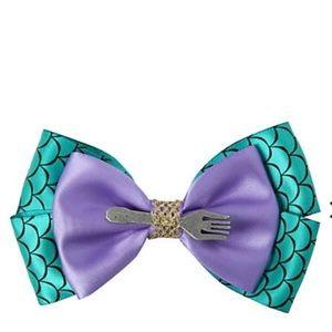 Disney Princess Little Mermaid Bow