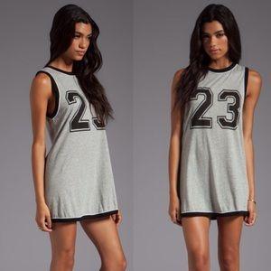Sporty mini dress