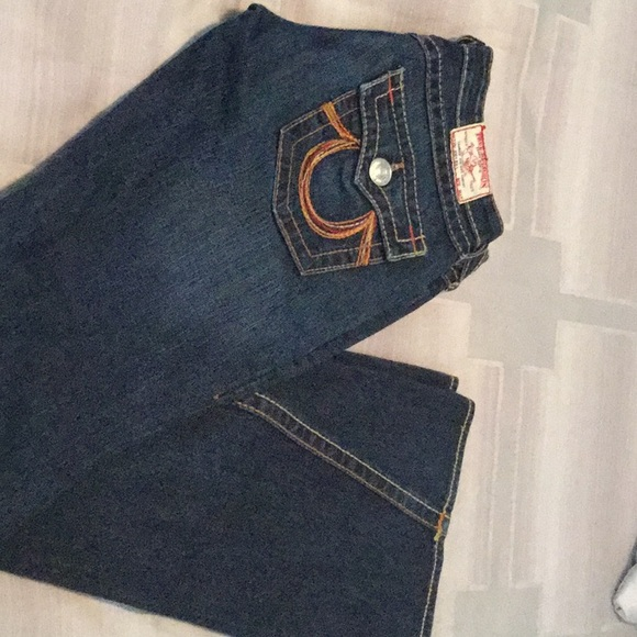 True Religion Denim - Sz 28 Joey BigT   True religion  flare jeans