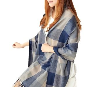 Accessories - 🌷New Plaid Blanket Scarf