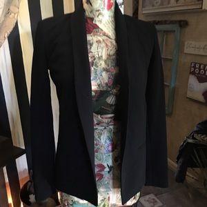 Michael Kors black blazer size 2