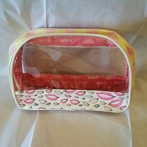 Benefit Large Makeup Case/ Bag