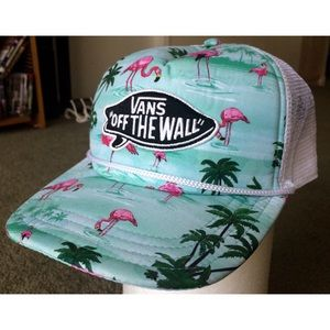 Vans Flamingo Hat