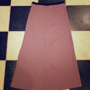 Vintage 70s maxi skirt