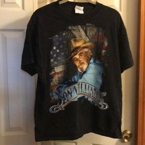9b5659ea Shirts | Don Williams Tshirt | Poshmark