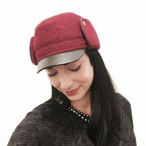 BCBGMAXAzria Wool hat