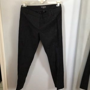 Express columnist pants size 4