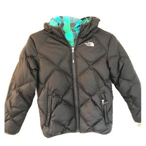 North Face Girls Down Jacket
