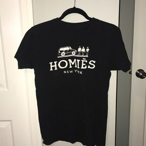 Tops - Homies t shirt