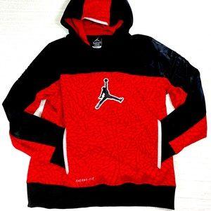 3c85683d4d7bb5 Nike Other - NIKE AIR JORDAN SZ M (10-12 Yrs) Therma Fit