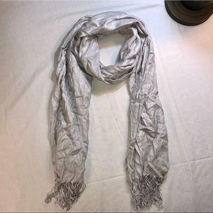 Accessories - Silver paskmina / pashmina